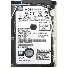Εικόνα του προϊόντος HDD HGST TRAVELSTAR Z5K500 HTS545050A7E680 500GB 7MM MOBILE DRIVE SATA3