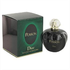 Εικόνα του προϊόντος Christian Dior Poison Eau de toilette 100ml