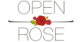 Open Rose